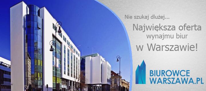Biurowce Warszawa